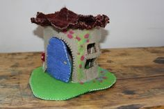 Woolen Gnome Home