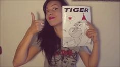 YouTube #tiger #youtube #girl #videohaul #shopping #mychannel