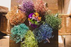 Tipos de flores para o casamento