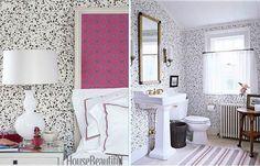 Hinson's Splatter wallpaper