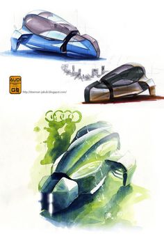 AUDI GO   design by Jakub Štarman