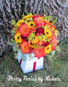 Floral Design By: Pretty Posies by Nichole