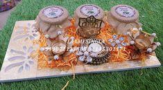decorative lord ganesha worship platters Wooden Platters, Lord Ganesha, Wedding Designs, Worship, Decor, Decoration, Decorating, Deco