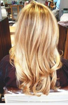 Blond bombshell! By Jessica Hanley at Koda Salon, La Jolla