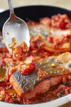Recipe: Saucy Skille