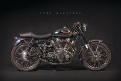 June 2012 ~ Return of the Cafe Racers