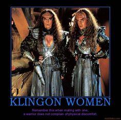 star trek klingon women - Yahoo Image Search Results