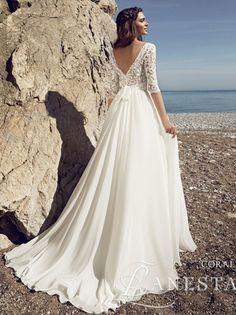 Svatební šaty - Coral