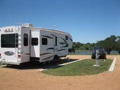 Passport America Site Seers: Riverway RV Park, Llano, TX - New Passport America Participating Park