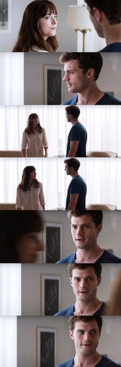 Fifty Shades of Grey - Christian & Anastasia