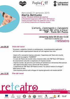 TOP Teatri Off Padova