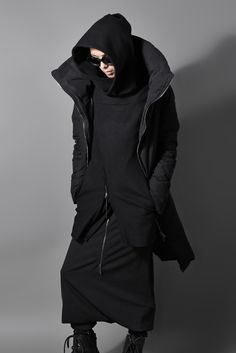 Visions of the Future // deviant blog - idéal puffercoat
