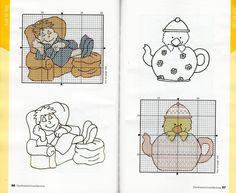 Gallery.ru / Фото #104 - The world of cross stitching 153 - WhiteAngel