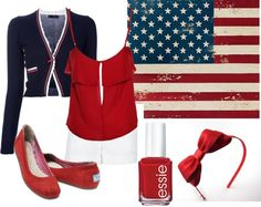 """""""Forth of July"""" by michelle-barrientos on Polyvore"""