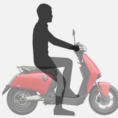 supersoco-mota-eletrica-modelo-cux-31 Motorcycle, Store, Design, Welding Tig, Led Headlights, Model, Motorbikes, Larger
