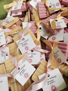 Items similar to Custom Made to Order Mini 1 oz. Soap Favors Great for showers, weddings, party favors etc. on Etsy Soap Favors, Shower Favors, Shower Soap, Wedding Favors, Party Favors, Wedding Ideas, Wedding Gifts, Flower Pens, Peony Flower