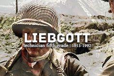 Joseph Liebgott played by Ross McCall