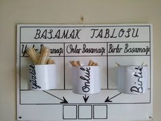 Basamak tablosu Fun Math, Math Games, Math Activities, Tens And Ones, Little Gardens, Elementary Math, Multiplication, Mathematics, Container Gardening