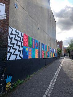 Team Gb, Golden Triangle, Street Art, Sidewalk, Contemporary, Rugs, Home Decor, Farmhouse Rugs, Decoration Home