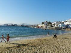 Fotografía: Laura Varela Mykonos, Madrid, Spain, Vacation, Beach, Water, Outdoor, Gripe Water, Outdoors