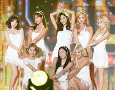 A site about South Korea's top girl groups SNSD Girls Generation f(x) Wonder Girls