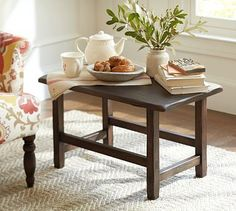 Plymouth Accent Table #potterybarn