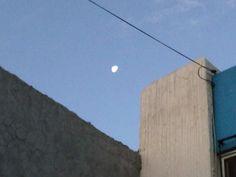 La Luna en marzo 2012. Hermosa!