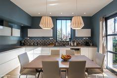 Rénovation cuisine contemporaine et douce dans maison bourgeoise, 69300, Pièces d'identité - décorateur d'intérieur