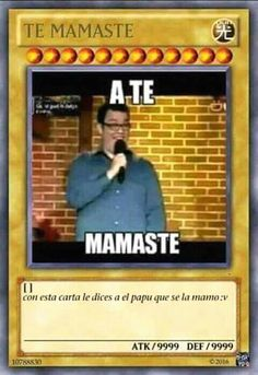 Read from the story Whatsapp Creepypastas y Tú/EDITANDO/ by Yoonlagi (🎹Miss. Yugioh Trap Cards, Troll, Funny Images, Funny Pictures, Humor Mexicano, Spanish Memes, Marvel Memes, Meme Faces, Stupid Funny Memes