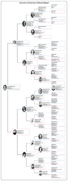 "vertical pedigree chart, works for generations"" data-componentType=""MODAL_PIN Genealogy Forms, Genealogy Sites, Genealogy Chart, Family Genealogy, Family Tree Research, Family Tree Chart, Family Trees, Family Tree Designs, Family Tree Templates"