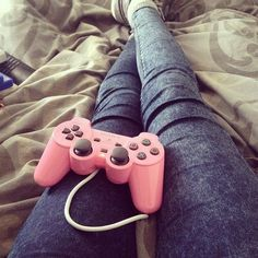 Play Station - Pink
