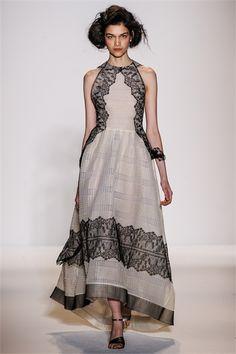 Lela Rose - Delicate and oh so elegant :)