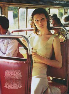 "Vogue US, ""Indian Summer"""
