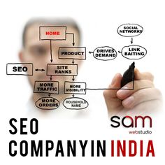 In order to make your products or services more popular, the most important thing is SEO. SEO is an ideal way to make your business stand out of the competition. Hire an experienced SEO company which can make your website rank higher in search engines and also drive targeted traffic to your website. Call:-+91- 9968-353-570 or visit:- http://www.samwebstudio.com/services/digital-marketing/search-engine-optimisation