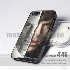 Sherlock Holmes 4 Design for iPhone 4 or 4s Case