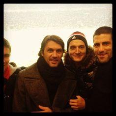 Maldini and Djokovic