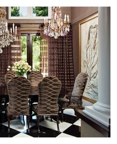 Living rooms jeff andrews and maryland on pinterest for Decoration maison kris jenner
