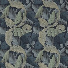 Morris and Co Archive Weaves Acanthus Tapestry Fabric Collection 230272 Tapestry Fabric, Tapestry Design, Tapestry Weaving, Fabric Wallpaper, Pattern Wallpaper, Harlequin Fabrics, Sanderson Fabric, Painted Rug, Designer Wallpaper