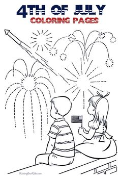 www.4th of july coloring pages