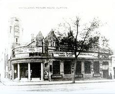Whiteladies Picture House c1925, Bristol Small Bungalow, Sound Film, Hollywood Hotel, New York Studio, Farm Shop, Bristol Uk, Hill Station, Theatres, Local History