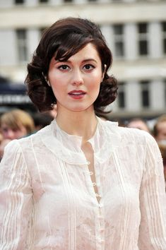 Mary Elizabeth Winstead Short Curls