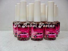 Limousine Rosa - Brindes e Lembrancinhas: Esmalte Limousine Rosa