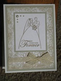 TLC367, Together Forever by irishgreensue - Cards and Paper Crafts at Splitcoaststampers