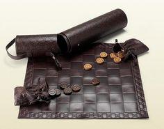 the checkers set designed by GUCCI グッチから発売されたボードゲーム盤が美しすぎてため息が止まらないっ!!