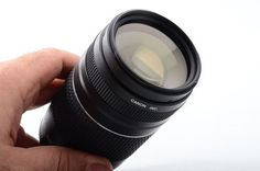 Canon EF 75-300mm f/4~5.6 MK II Telephoto Zoom Lens. TESTED.