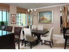 Transitional Dining - The Dunes - Naples, FL