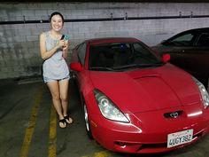 2001 Toyota Celica lock smith Car Key Replacement Service In Studio City, CA