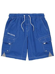 Cargo Swim Shorts, read reviews and buy online at George. Shop from our latest range in Men. Boring swim shorts will be a thing of the past with this brillia...