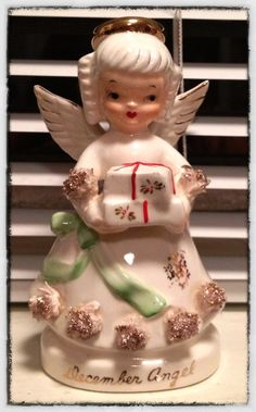 A December angel marked 'Japan'