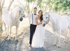 Romantic Hawaiian Wedding at Puakea Ranch: Alexis + Ben | Green Wedding Shoes Wedding Blog | Wedding Trends for Stylish + Creative Brides